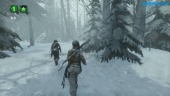 Rise of the Tomb Raider - Endurance PS4 Co-op gameplay