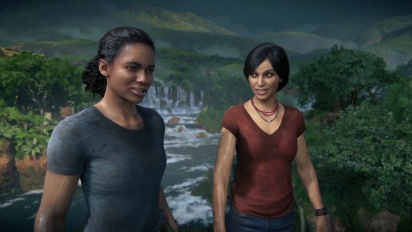 Uncharted: The Lost Legacy - Extended E3 Gameplay