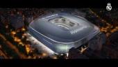 The New Santiago Bernabéu Stadium