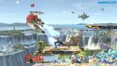 Super Smash Bros. Ultimate - Sheik vs Ganondorf Gameplay
