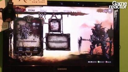 E3 12: Ascend: New Gods - Gameplay