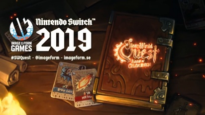 SteamWorld Quest - Boss Battle Gameplay on Nintendo Switch