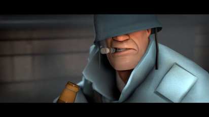 Mann vs. Machine - Team Fortress 2