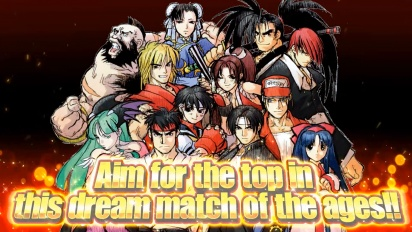 SNK vs. Capcom: The Match of the Millenium - Trailer