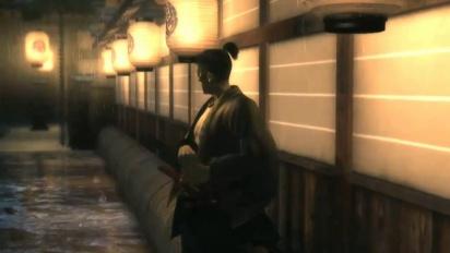 Yakuza Ishin - Japanese PS4 Trailer
