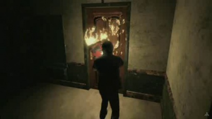 Alone in the Dark - Tech Demo: Fire