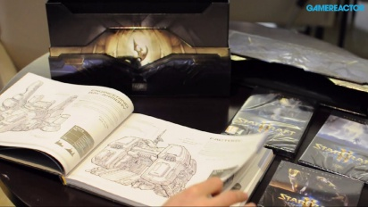 Starcraft II: Legacy of the Void - Collector's Edition Unboxing