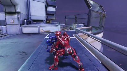 Halo 5: Guardians Battle of Shadow and Light Update Trailer