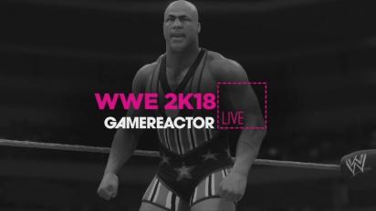 WWE 2K18 - Livestream Replay