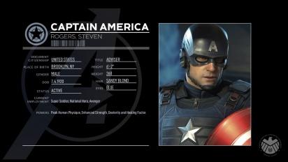 Marvel's Avengers - Character Profile: Captain America