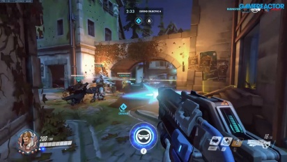 Overwatch - Halloween Eichenwalde Gameplay