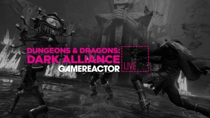 Dungeons & Dragons: Dark Alliance - Livestream Replay