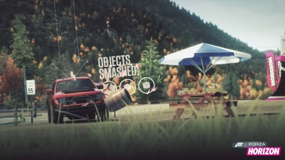 Forza Horizon - 1000 Club Expansion Trailer