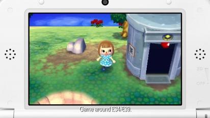 Animal Crossing: New Leaf - Mayor Trailer