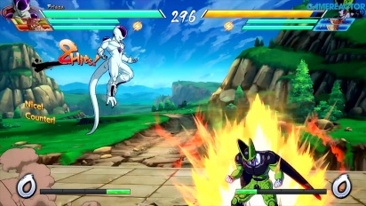 Dragon Ball FighterZ - Arcade Mode Gameplay