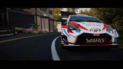 WRC 9 - Japan Rally Gameplay Trailer