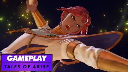 Tales of Arise - Gameplay