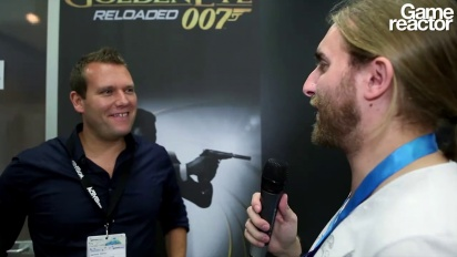 GC 11: Goldeneye 007 Reloaded interview