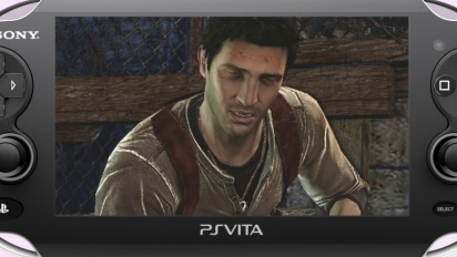 Uncharted: Golden Abyss - TGS Gameplay Walkthrough