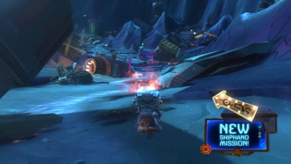 Wildstar - The Protogames Initiative Features Trailer