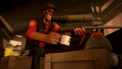 Team Fortress 2 - Meet The Sniper Trailer