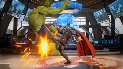 Marvel vs Capcom: Infinite - Gameplay Trailer 2