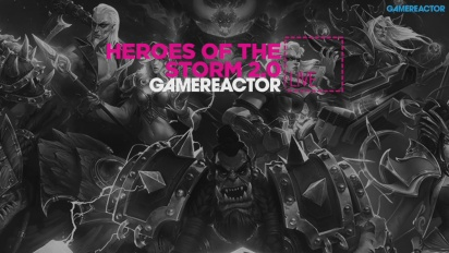Heroes of the Storm - 2.0 Livestream Replay