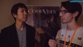 Code Vein - Keita Iizuka Interview