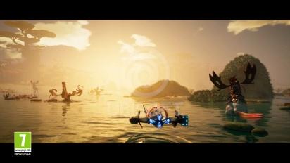 Starlink: Battle for Atlas - E3 2018 Gameplay Trailer