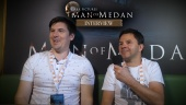 The Dark Pictures Anthology: Man of Medan - Robert Craig and James Scalpello Interview