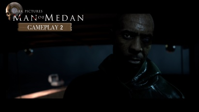 The Dark Pictures Anthology: Man of Medan - Kidnapped Gameplay