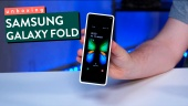 Samsung Galaxy Fold - Gamereactor Unboxing