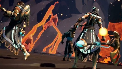 Dauntless - Scorched Earth Trailer