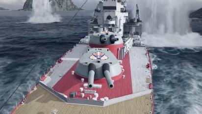 World of Warships: Legends - Azur Lane: Second Wave