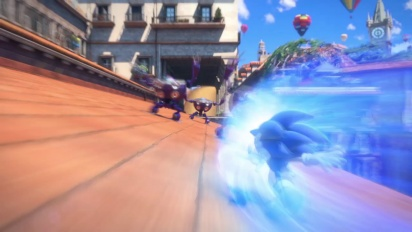 Sonic Generations Eras Trailer