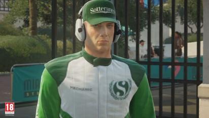 Hitman 2 - Miami Gameplay Trailer