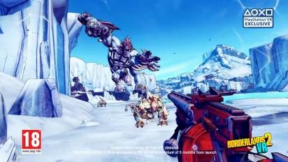 Borderlands 2 VR - PSVR Trailer