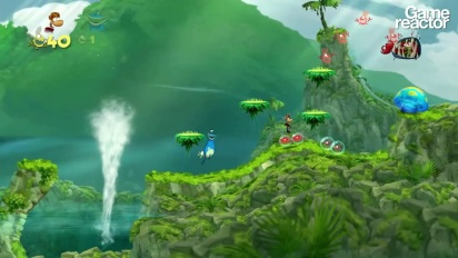 Rayman: Origins - First 10 Minutes