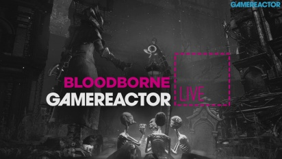 Bloodborne: The Old Hunters - Livestream Replay