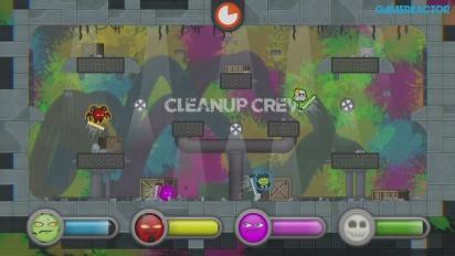 Gamereactor Plays - Move or Die