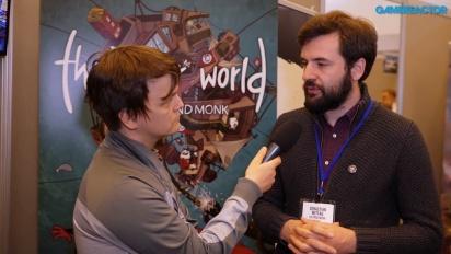 The Inner World: The Last Wind Monk - Sebastian Mittag Interview