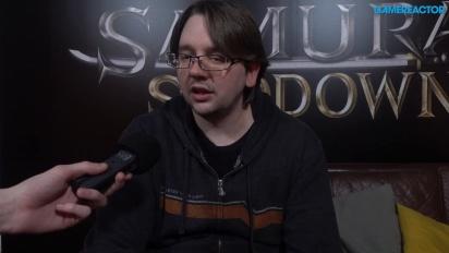 Samurai Shodown - Jost Weatherford Interview