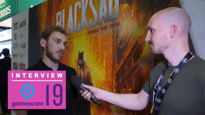 Blacksad: Under the Skin - Olivier Figere Interview
