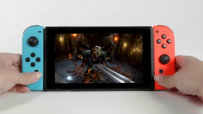 Doom Eternal - Nintendo Switch Release Date Trailer