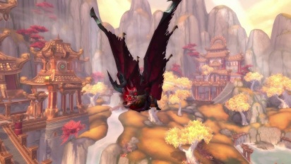 World of Warcraft  - Exclusive Mount: Armored Bloodwing