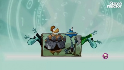 Rayman Origins - Co-op Gameplay