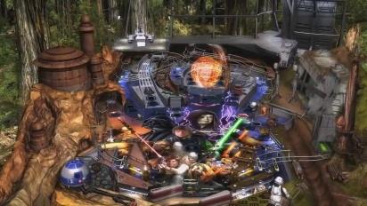 Star Wars Pinball: Balance of the Force - Trailer