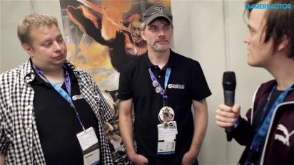 GC 13: Blackguards - Interview