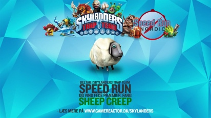 Skylanders Trap Team - Sheep Creep Speed Run Trailer