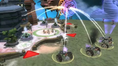 Spore - Civilization Stage Trailer